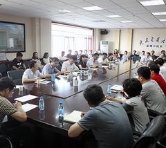 党委书记刘晓英一行到旅顺口校区调研座谈