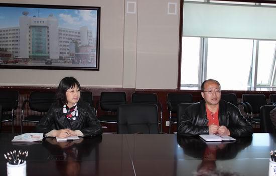 旅顺口校区学工部成功举办新生辅导员沙龙